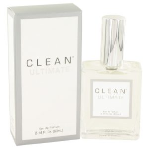 Clean Ultimate by Clean Eau De Parfum Spray 2.14 oz Women