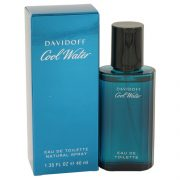 COOL WATER by Davidoff Eau De Toilette Spray 1.35 oz Men