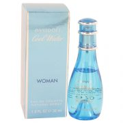 COOL WATER by Davidoff Eau De Toilette Spray 1 oz Women