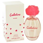 Cabotine Rose by Parfums Gres Eau De Toilette Spray 3.4 oz Women