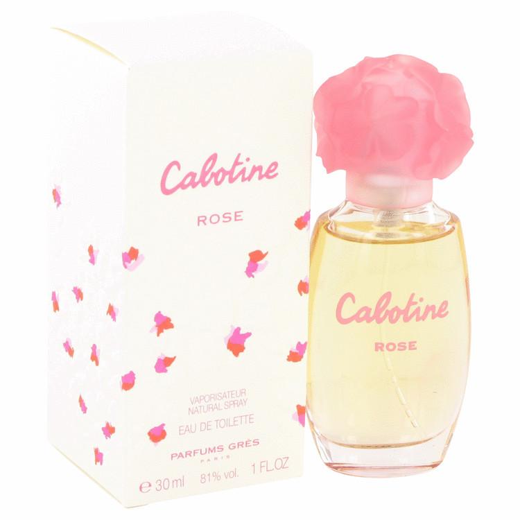Cabotine Rose by Parfums Gres Eau De Toilette Spray 1 oz Women