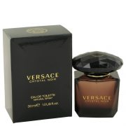 Crystal Noir by Versace Eau De Toilette Spray 1 oz Women