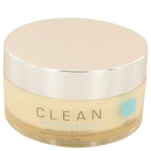 Clean Shower Fresh by Clean Rich Body Butter 5 oz Women