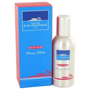 COMPTOIR SUD PACIFIQUE MUSC ALIZE by Comptoir Sud Pacifique Eau De Toilette Spray 3.4 oz Women