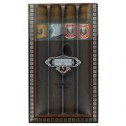 Cuba Gold by Fragluxe Gift Set -- Cuba Variety Set includes All Four 1.15 oz Sprays