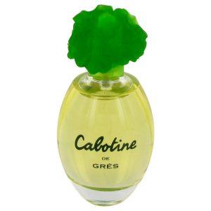 CABOTINE by Parfums Gres Eau De Toilette Spray (Tester) 3.4 oz Women