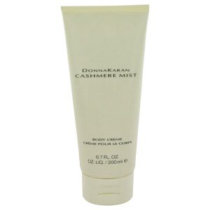 CASHMERE MIST by Donna Karan Body Cream 6.7 oz Women
