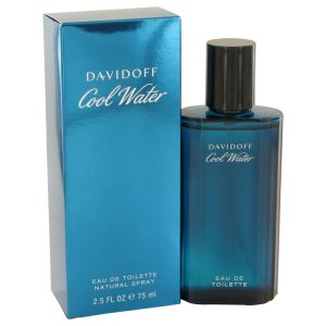 COOL WATER by Davidoff Eau De Toilette Spray 2.5 oz Men