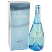 COOL WATER by Davidoff Eau De Toilette Spray 6.7 oz Women