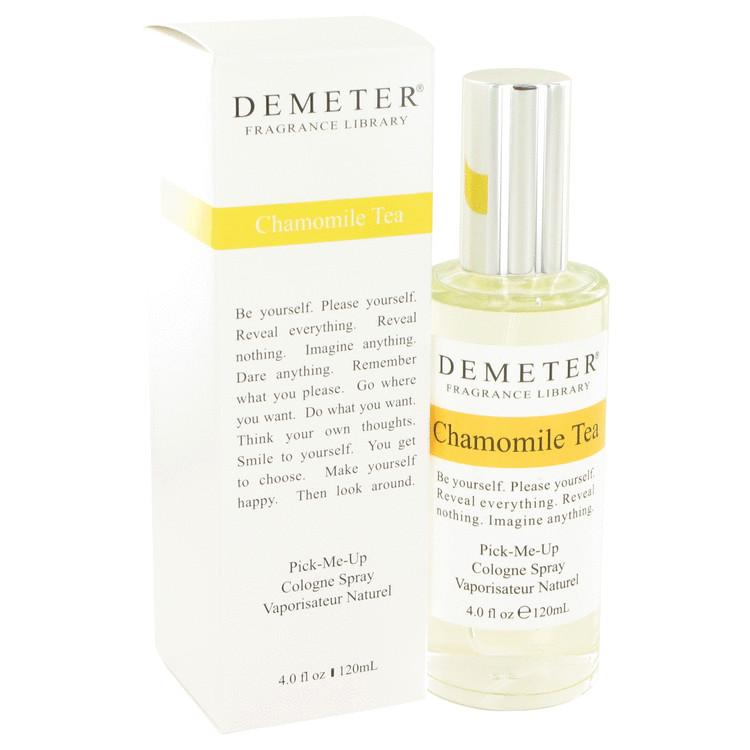 Demeter by Demeter Chamomile Tea Cologne Spray 4 oz Women