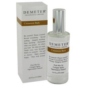 Demeter by Demeter Cinnamon Bark Cologne Spray 4 oz Women