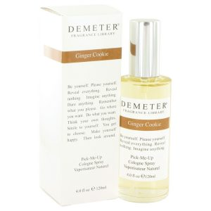 Demeter by Demeter Ginger Cookie Cologne Spray 4 oz Women