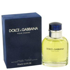 DOLCE & GABBANA by Dolce & Gabbana Eau De Toilette Spray 2.5 oz Men
