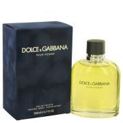 DOLCE & GABBANA by Dolce & Gabbana Eau De Toilette Spray 6.7 oz Men