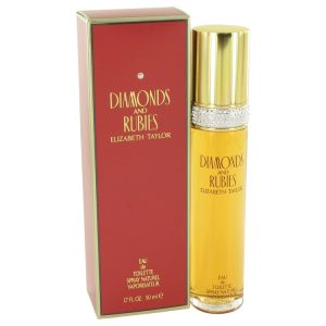 DIAMONDS & RUBIES by Elizabeth Taylor Eau De Toilette Spray 1.7 oz Women