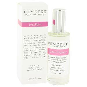 Demeter by Demeter Lotus Flower Cologne Spray 4 oz Women