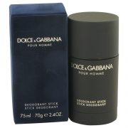 DOLCE & GABBANA by Dolce & Gabbana Deodorant Stick 2.5 oz Men