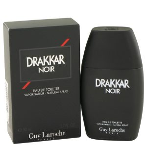 DRAKKAR NOIR by Guy Laroche Eau De Toilette Spray 1.7 oz Men