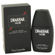 DRAKKAR NOIR by Guy Laroche Eau De Toilette Spray 1 oz Men