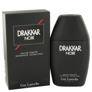 DRAKKAR NOIR by Guy Laroche Eau De Toilette Spray 6.7 oz Men