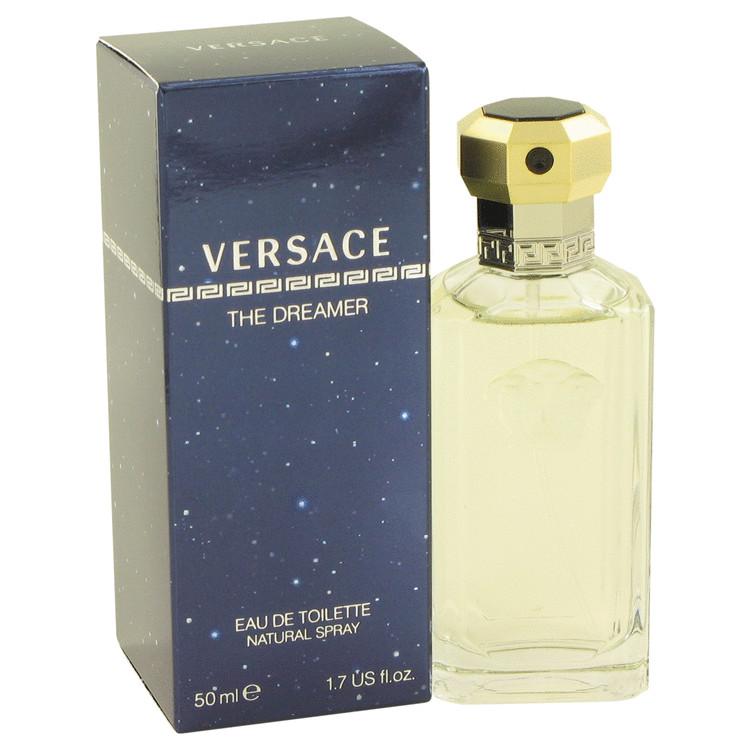 DREAMER by Versace Eau De Toilette Spray 1.7 oz Men