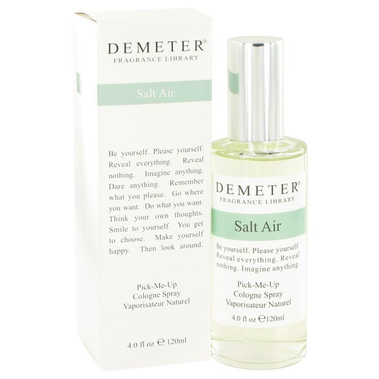 Demeter by Demeter Salt Air Cologne Spray 4 oz Women
