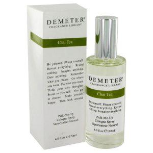 Demeter by Demeter Chai Tea Cologne Spray 4 oz Women