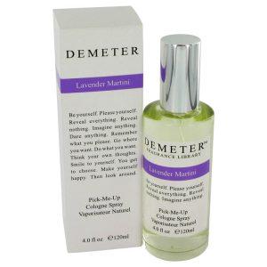Demeter by Demeter Lavender Martini Cologne Spray 4 oz Women