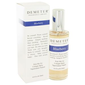 Demeter by Demeter Blueberry Cologne Spray 4 oz Women