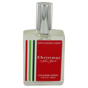 Demeter by Demeter Christmas in New York Cologne Spray 4 oz Women