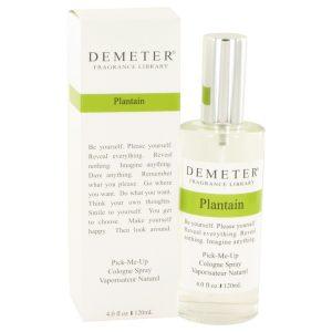 Demeter by Demeter Plantain Cologne Spray 4 oz Women