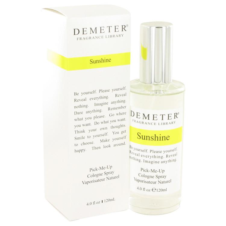Demeter by Demeter Sunshine Cologne Spray 4 oz Women