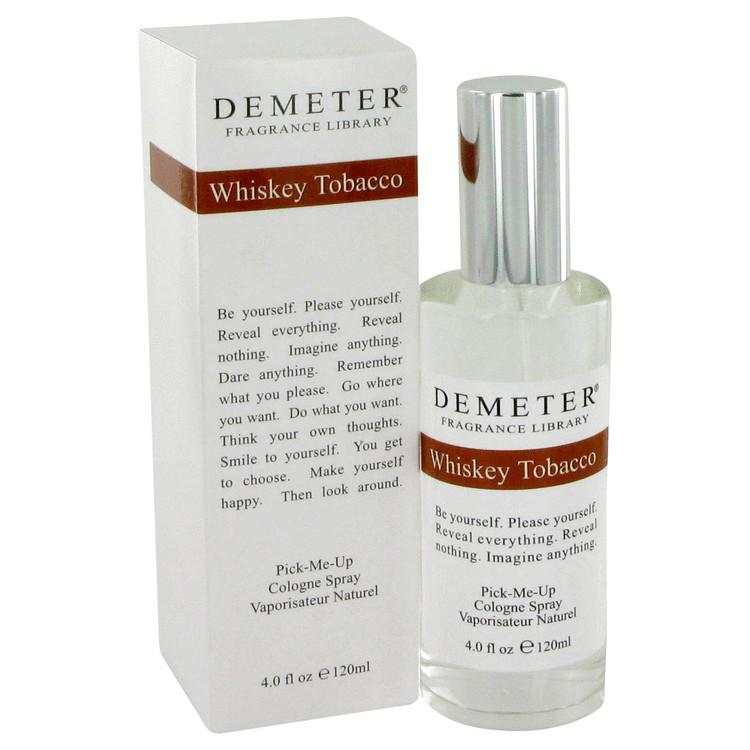 Demeter by Demeter Whiskey Tobacco Cologne Spray 4 oz Women