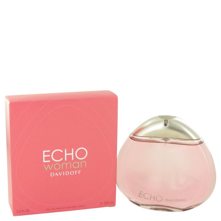 Echo by Davidoff Eau De Parfum Spray 3.4 oz Women