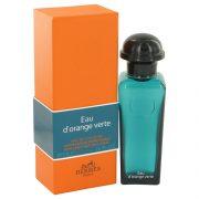 EAU D'ORANGE VERTE by Hermes Eau De Cologne Spray Refillable (Unisex) 1.7 oz Men