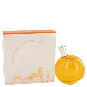 Elixir Des Merveilles by Hermes Eau De Parfum Spray 1.7 oz Women
