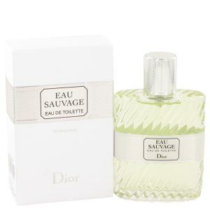 EAU SAUVAGE by Christian Dior Eau De Toilette Spray 1.7 oz Men
