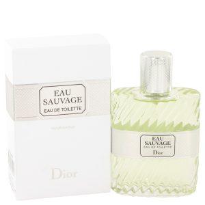 EAU SAUVAGE by Christian Dior Eau De Toilette Spray 1.7 oz Men