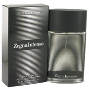 Zegna Intenso by Ermenegildo Zegna Eau De Toilette Spray 3.4 oz Men