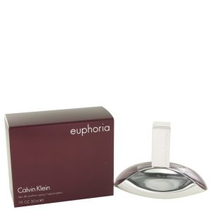 Euphoria by Calvin Klein Eau De Parfum Spray 1 oz Women