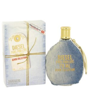 Fuel For Life Denim by Diesel Eau De Toilette Spray 2.5 oz Women