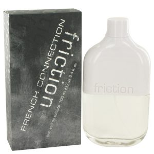 FCUK Friction by French Connection Eau De Toilette Spray 3.4 oz Men