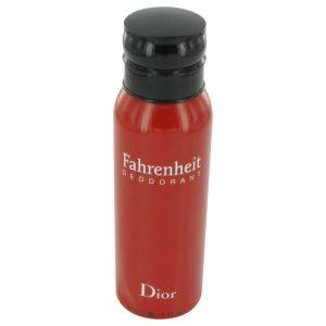 FAHRENHEIT by Christian Dior Deodorant Spray 5 oz Men