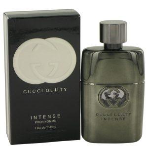 Gucci Guilty Intense by Gucci Eau De Toilette Spray 1.7 oz Men