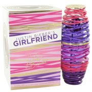 Girlfriend by Justin Bieber Eau De Parfum Spray 3.4 oz Women