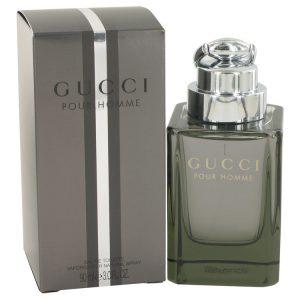 Gucci (New) by Gucci Eau De Toilette Spray 3 oz Men