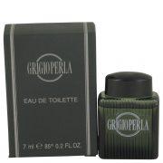 GRIGIO PERLA by Grigio Perla Mini EDT .2 oz Men