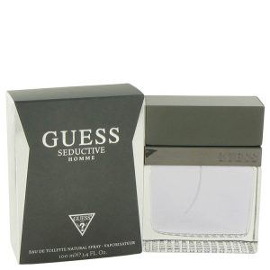 Guess Seductive by Guess Eau De Toilette Spray 3.4 oz Men