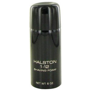 HALSTON 1-12 by Halston Shaving Foam 6 oz Men