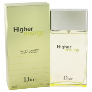 Higher Energy by Christian Dior Eau De Toilette Spray 3.3 oz Men